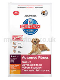 Hill's Science Plan Canine Adult Large Breed Chicken