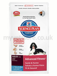 Hill's Science Plan Canine Adult Tuna & Rice